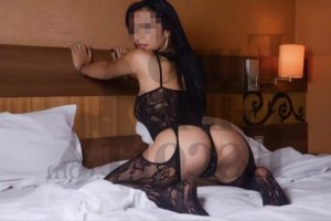Grace busty escort girl