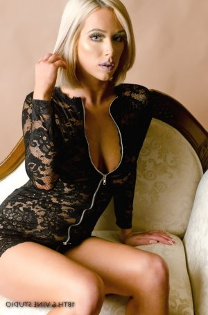 Ambeline escort in South Miami Heights